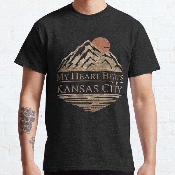 My Heart Beats Kansas City Classic T-Shirt