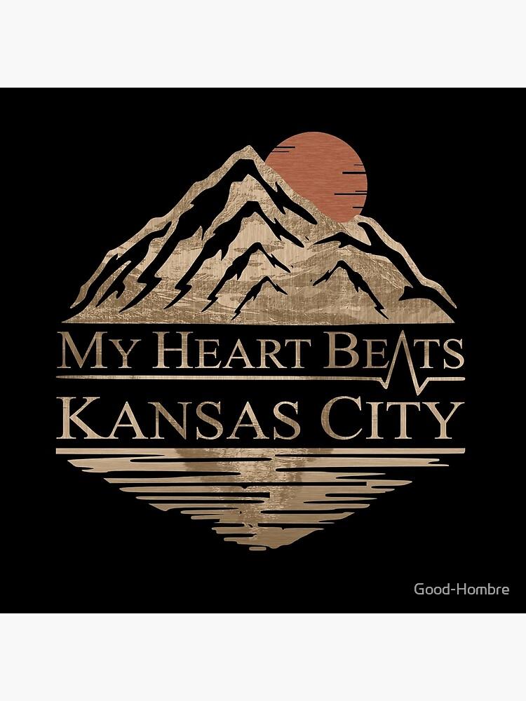 My Heart Beats Kansas City by Good-Hombre