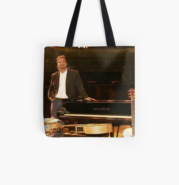 Tony DuPuis Theater XL All Over Print Tote Bag