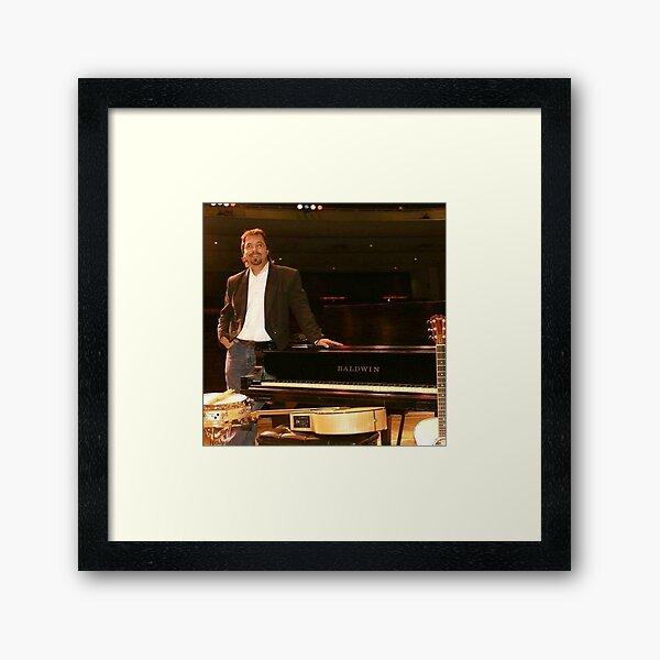 Tony DuPuis Theater XL Framed Art Print