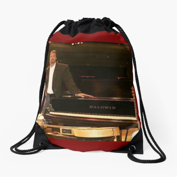 Tony DuPuis Theater XL Drawstring Bag