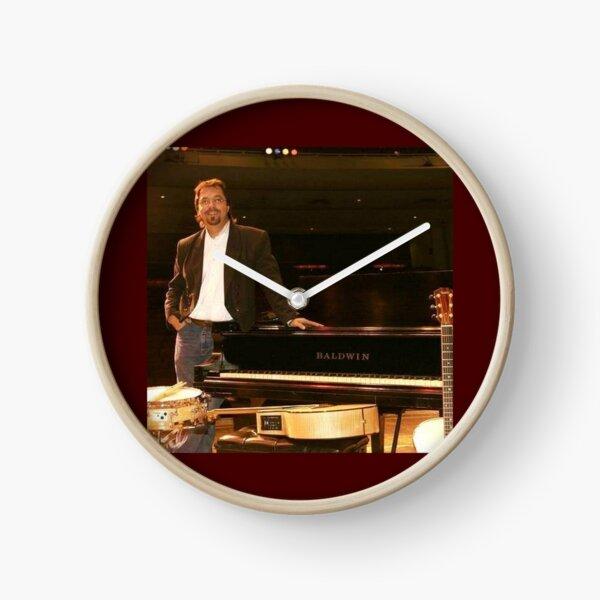 Tony DuPuis Theater XL Clock