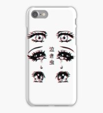 Sad Anime Eyes Phone case iPhone Case/Skin