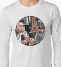 Cosmic Balance Yin Yang Long Sleeve T-Shirt