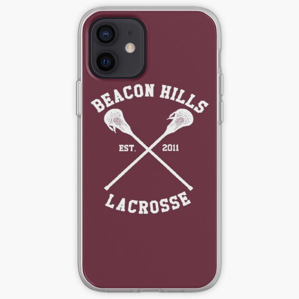Beacon Hills Lacrosse - Teen Wolf Coque souple iPhone
