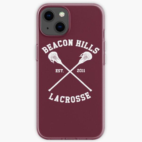 Beacon Hills Lacrosse - Teen Wolf Funda blanda para iPhone