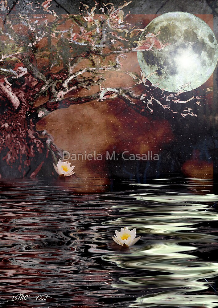 Night by Daniela M. Casalla