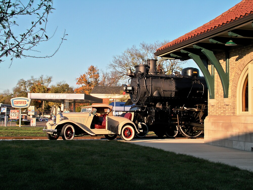 Plymouth & Steam Together Again  by MClementReilly