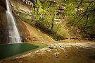 Long exposure around Pain de Sucre waterfall by Patrick Morand
