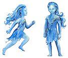 Blue Fairy by jankolas