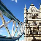 London Tower Bridge by Greg Hess