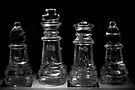 Chess 6: Before the game opens... by Lenka