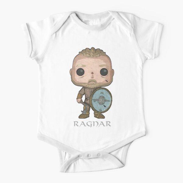 Ragnar Body de manga corta para bebé