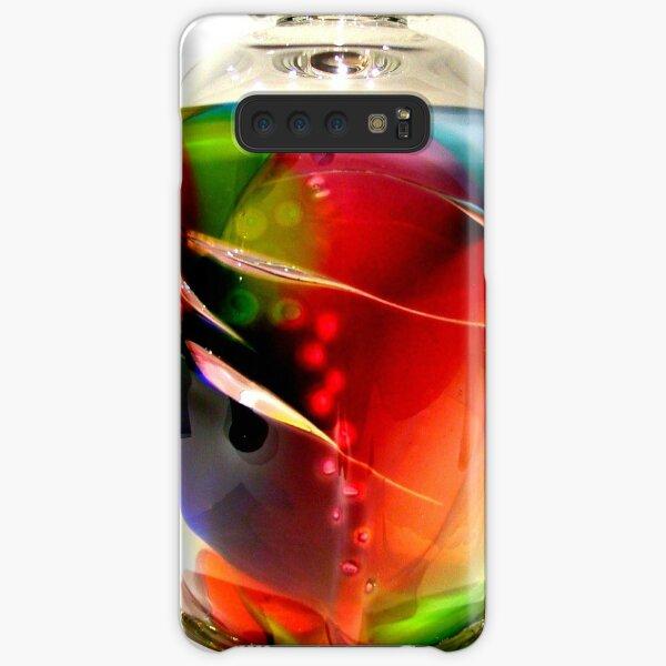 Fancy Glass Samsung Galaxy Snap Case