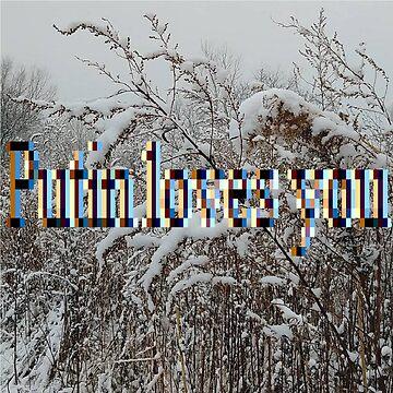 Putin loves you - Путин любит тебя by znamenski