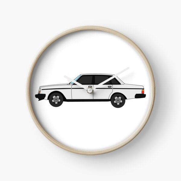 240-DL (Volvo 200 Series) 1974-1993 Clock