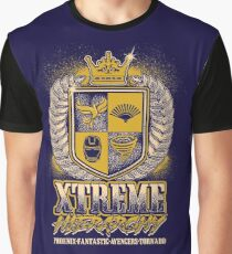 XTREME HIERARCHY COAT OF ARMS Graphic T-Shirt