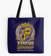XTREME HIERARCHY COAT OF ARMS Tote Bag