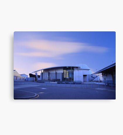 Fremantle Maritime Museum At Dusk   Canvas Print