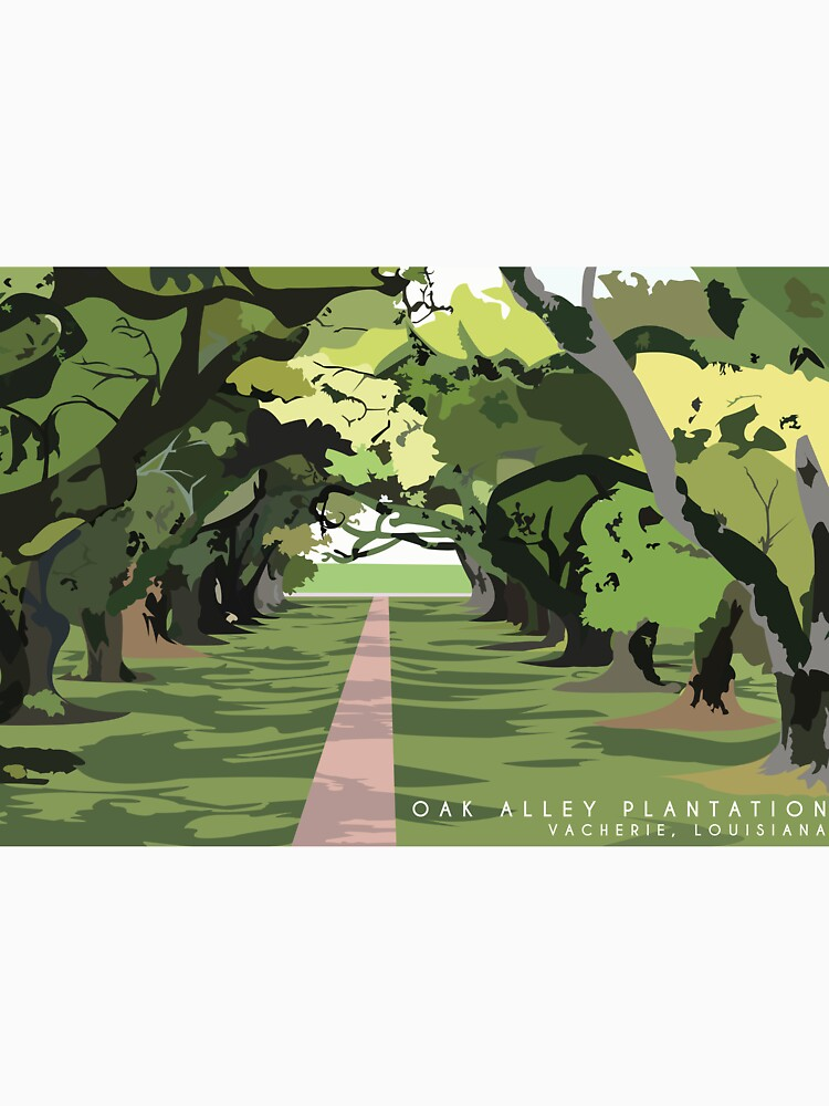 Oak Alley Plantation by gfox20