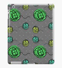 knitting iPad Case/Skin