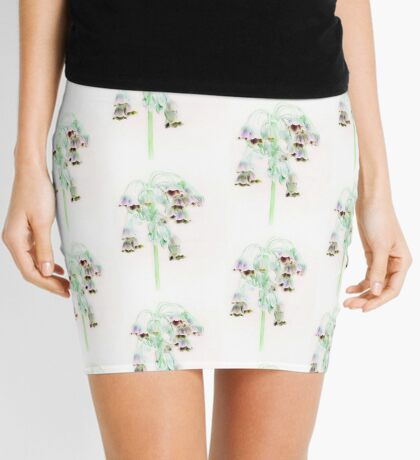 Pastel Bells Mini Skirt