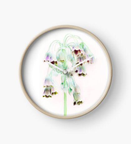 Pastel Bells Clock