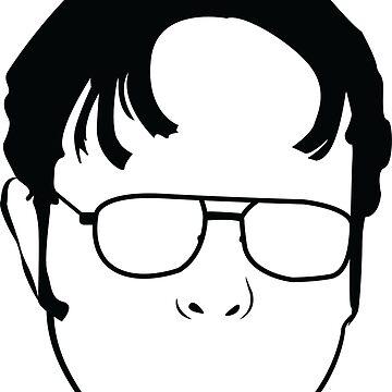 Dwight by srucci