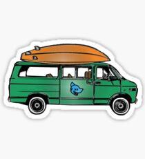 Surfers paradise! Sticker