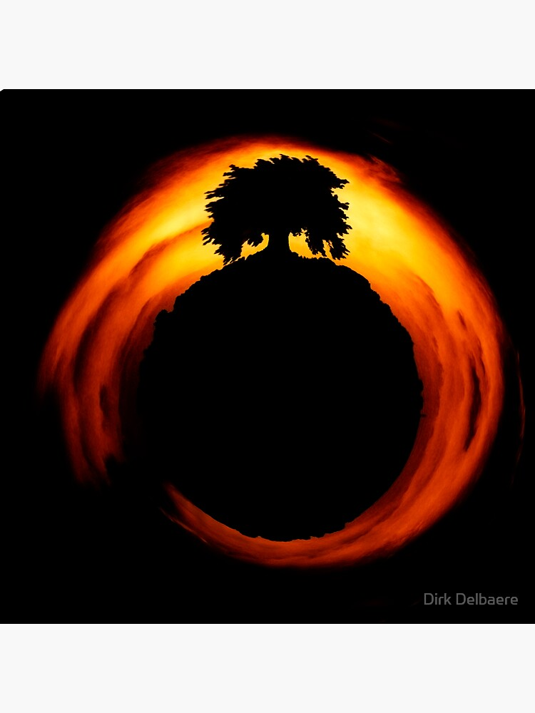 One Tree Planet by Delbaere