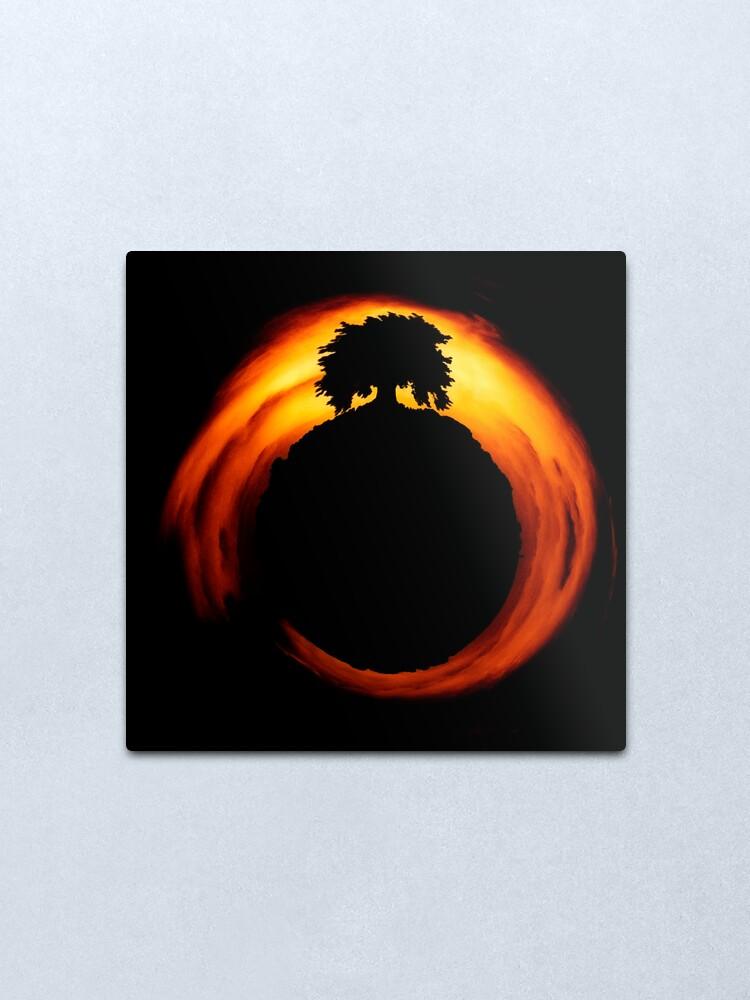 Alternate view of One Tree Planet Metal Print
