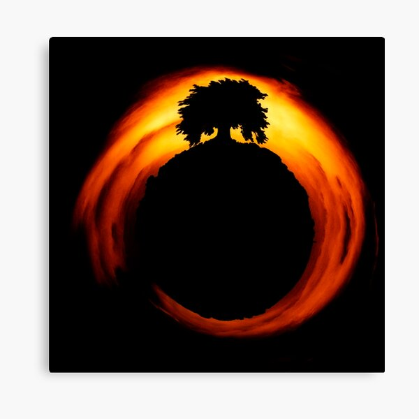 One Tree Planet Canvas Print