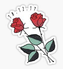#RosesForJonghyun  Sticker