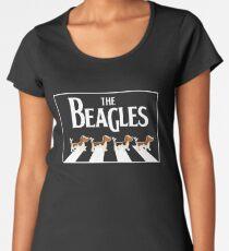 The Beagles Women's Premium T-Shirt