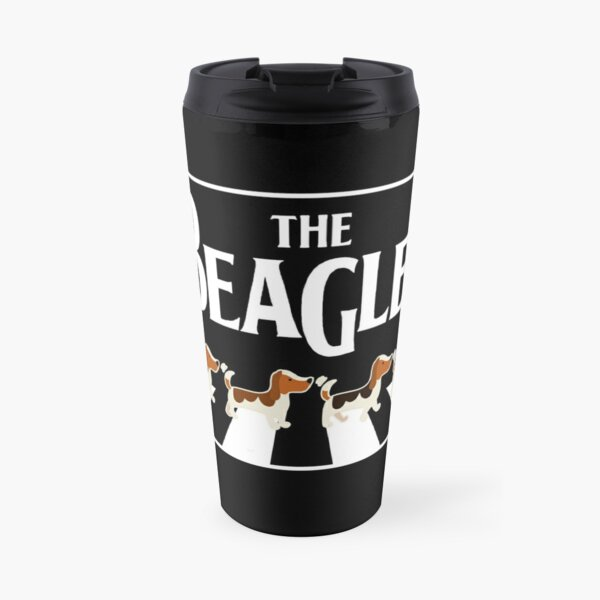 The Beagles Travel Mug