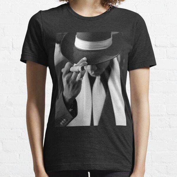 Jay-z B/W Essential T-Shirt