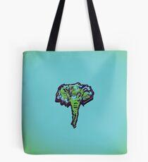 Elephant ties.  Tote Bag