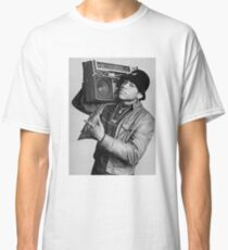 LL Cool J B/W Classic T-Shirt
