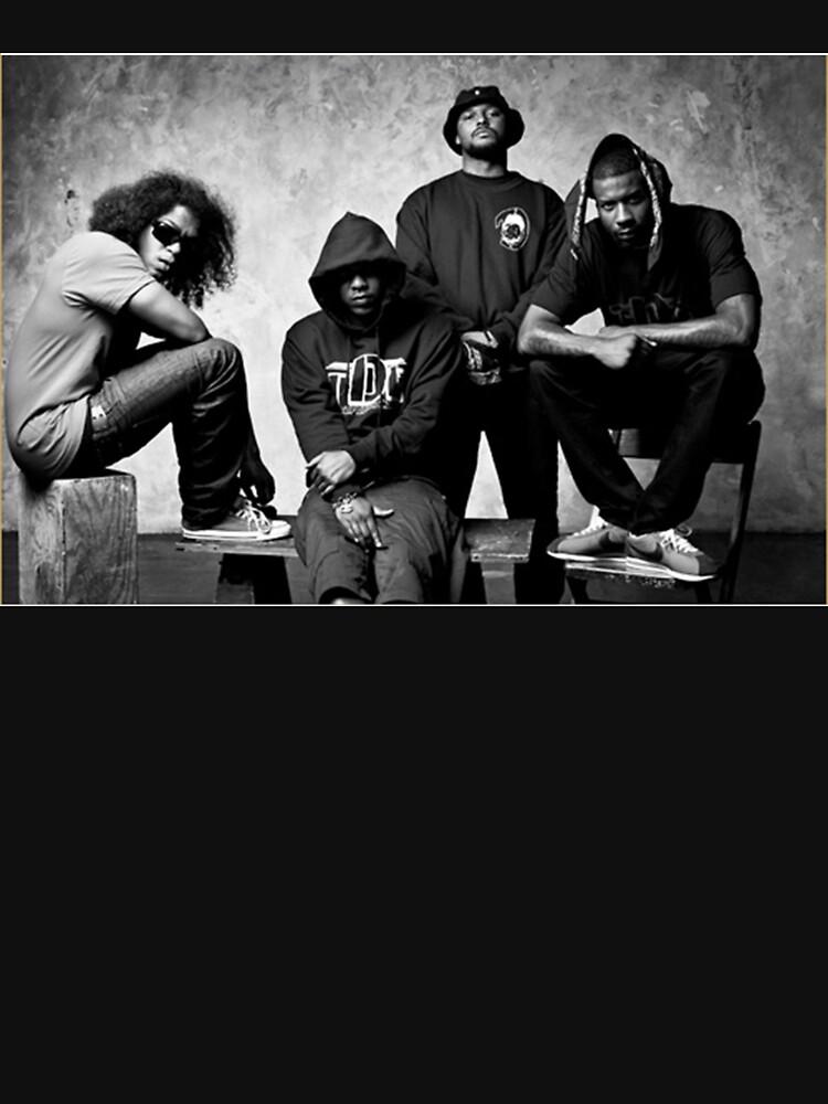Black Hippy B/W | Unisex T-Shirt