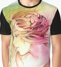 Kiss of Wind Graphic T-Shirt