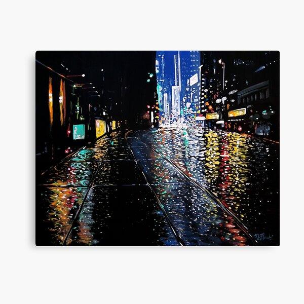 The Walk Home Canvas Print