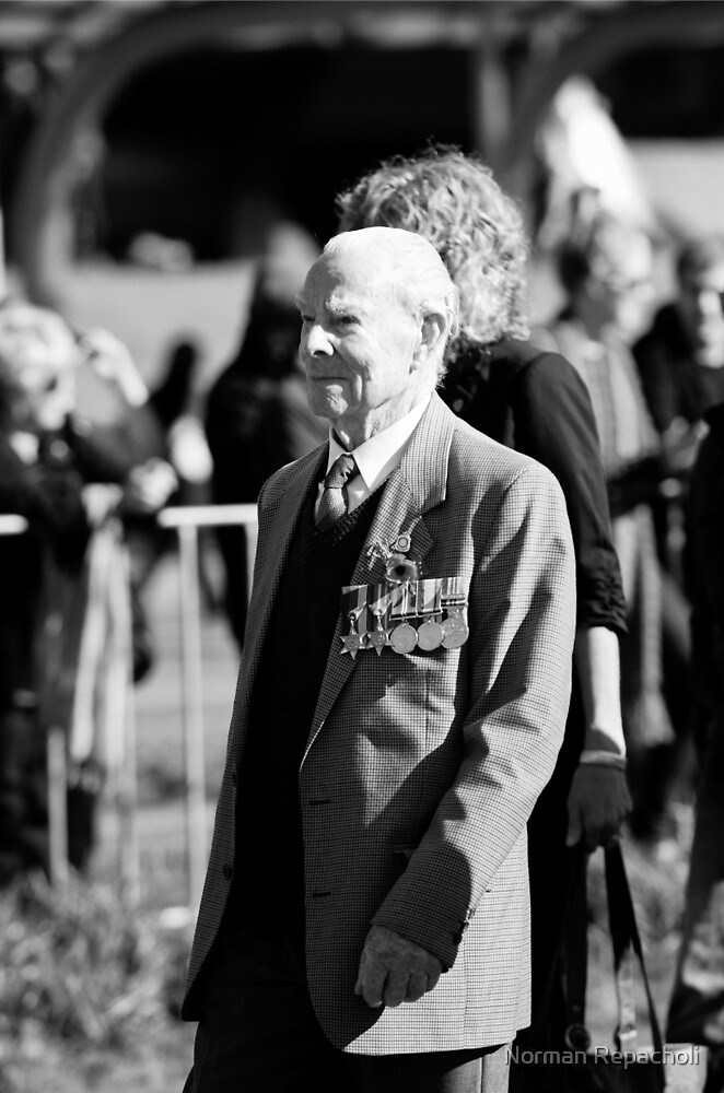 Melbourne ANZAC day parade 2013 - 06 by Norman Repacholi