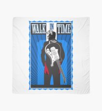 Walk in Time Scarf