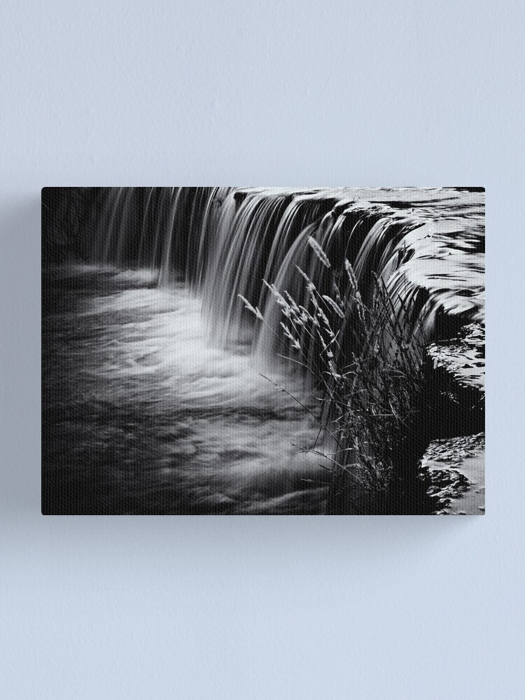 Alternate view of Waterval Canvas Print