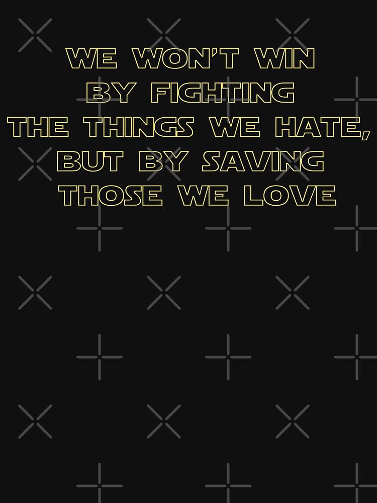 Star Wars Love Quotes Stunning Star Wars VIII Rose Tico Quotes Unisex TShirt By Darklarity