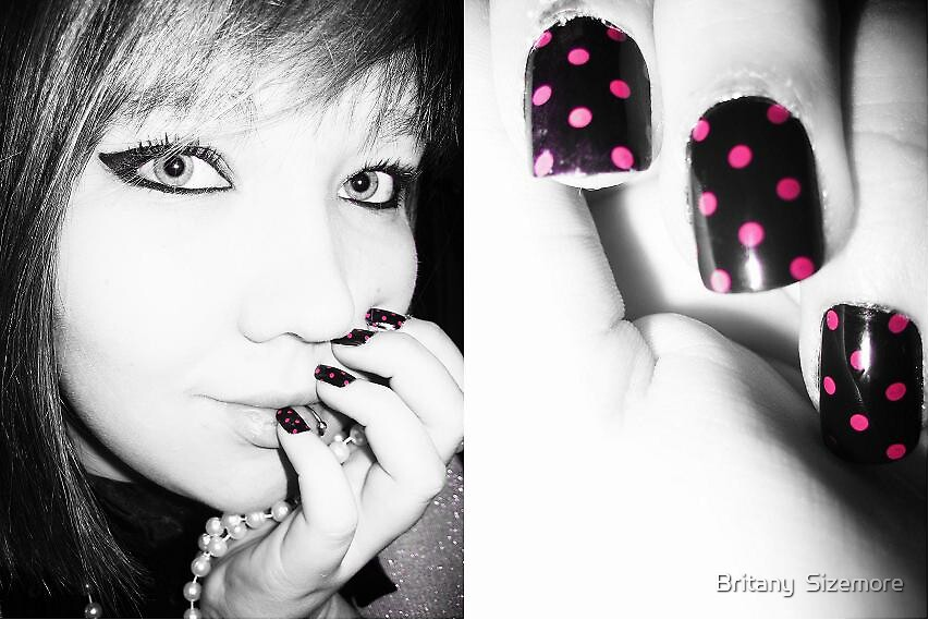 Dots by Britany  Sizemore