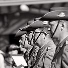 Melbourne ANZAC day parade 2013 - 13 by Norman Repacholi