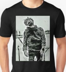 Scarlxrd black & white body design Unisex T-Shirt