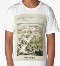 Newark 1820 Long T-Shirt