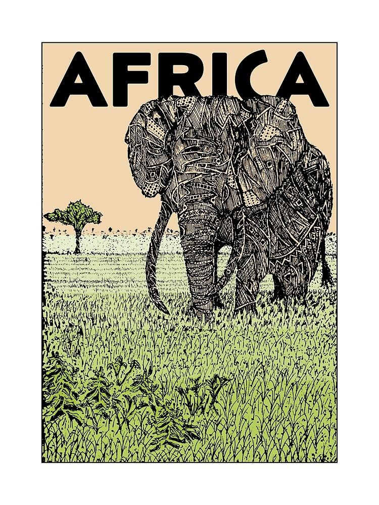 AFRIKA von Hinterlund